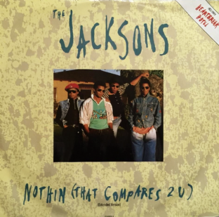 "Jacksons (The) - Nothin (That Compares To U (12"") (G/G)"